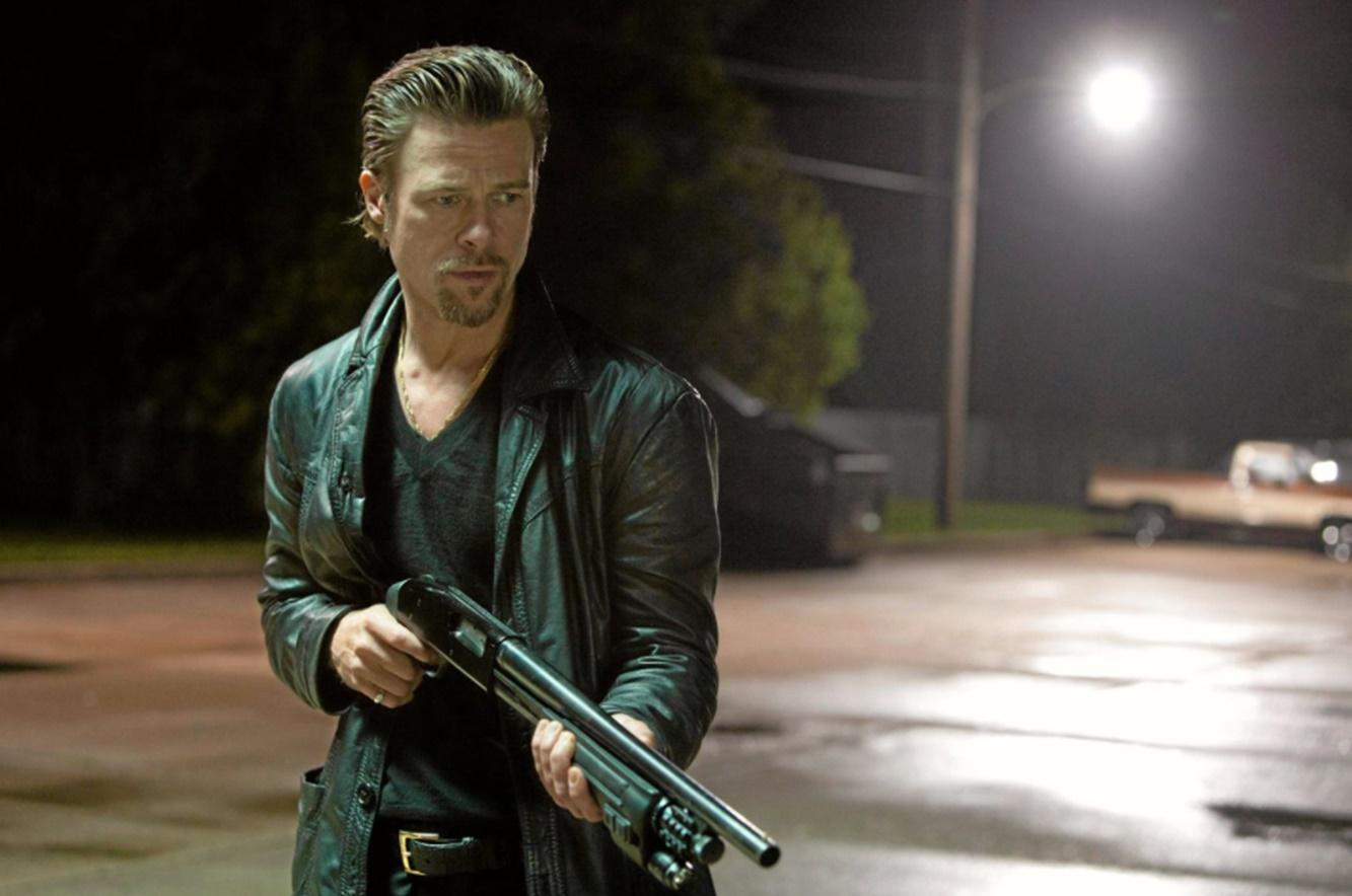 Brad Pitt filmleri Kibarca Öldürmek (2012)