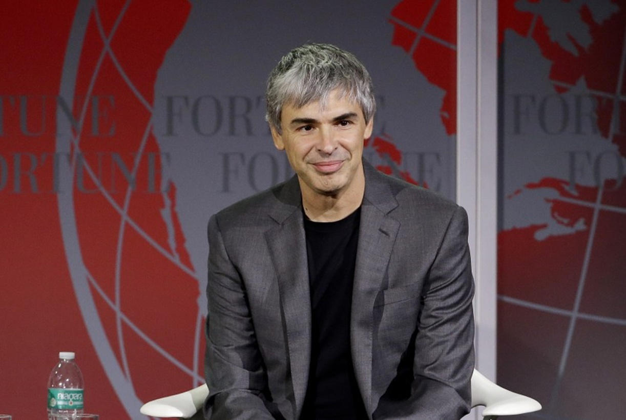 dünyanın en zenginleri Larry Page hakkında bilgiler