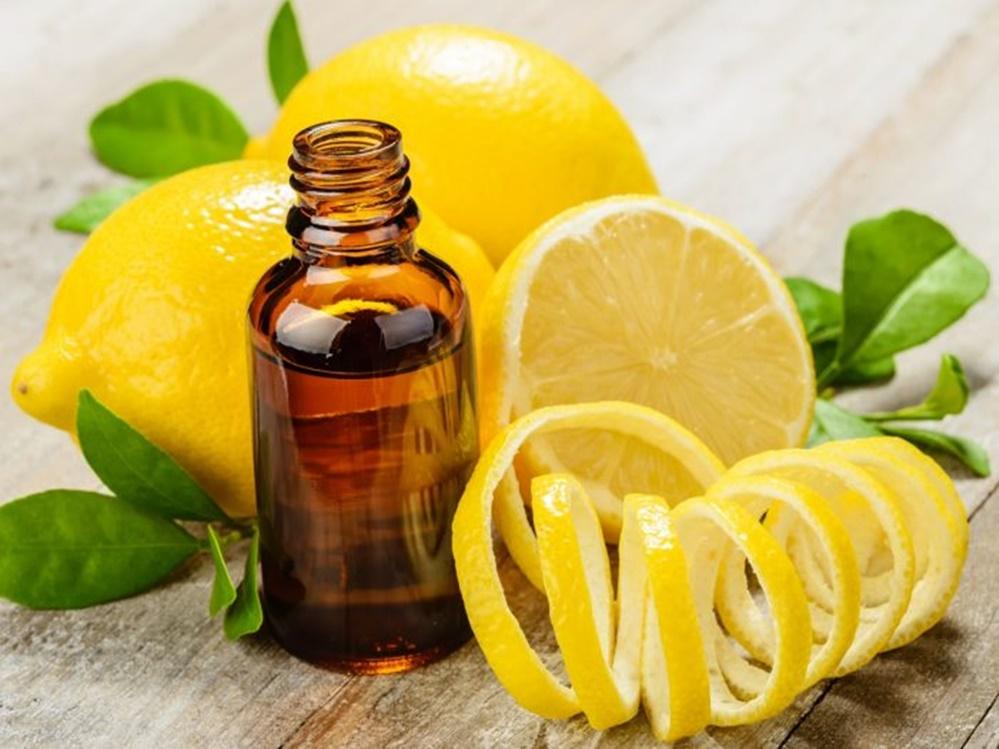 Limon yağı faydaları hakkında bilgiler