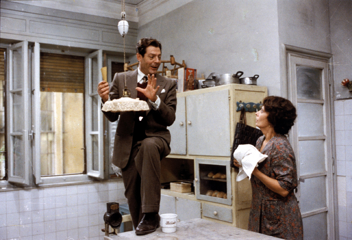 İtalyan filmleri Özel Bir Gün (1977)