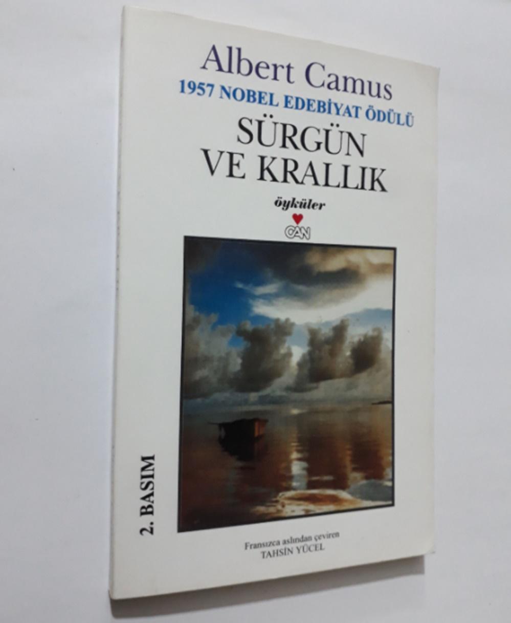 Albert Camus kitapları Sürgün ve Krallık adlı kitap