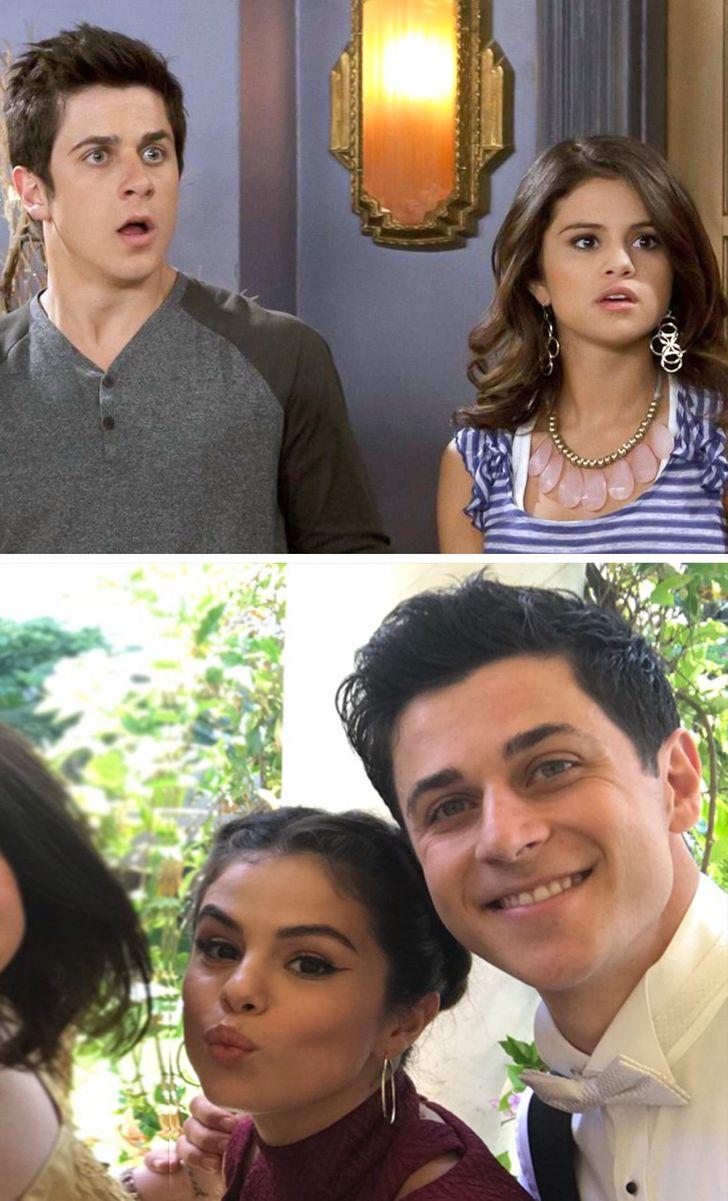 Waverly Büyücüleri'nde Selena Gomez ve David Henrie