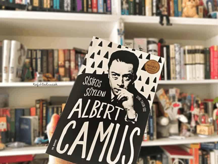 Albert Camus kitapları Sisifos Söyleni adlı kitap