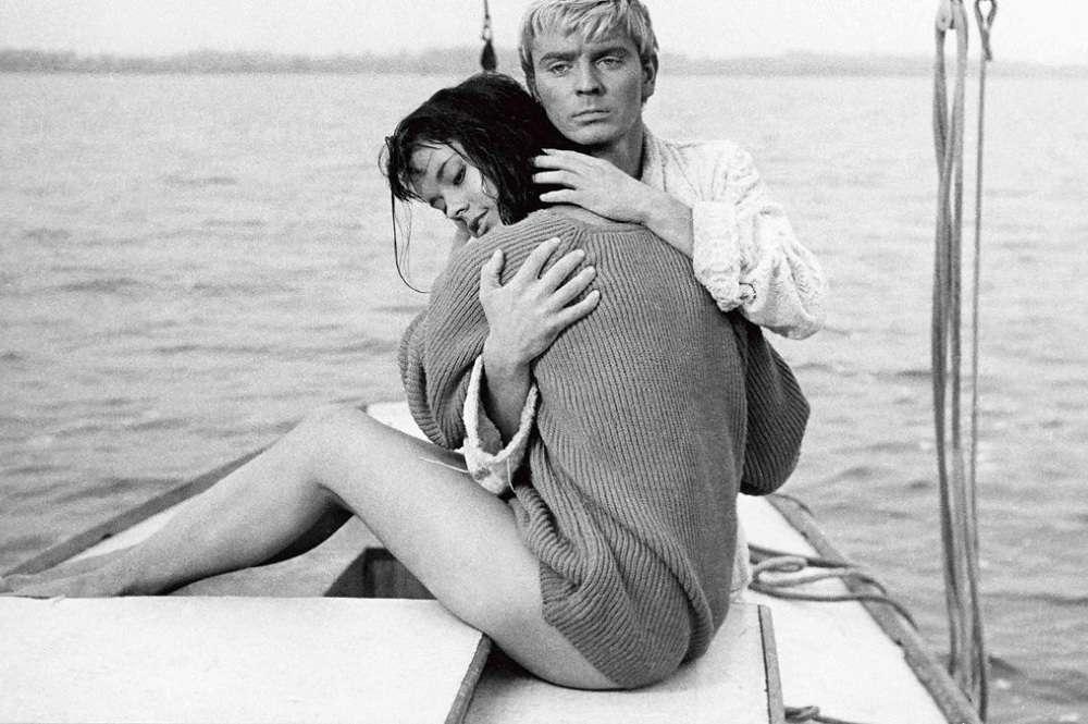 Polonya filmleri Sudaki Bıçak (1962)