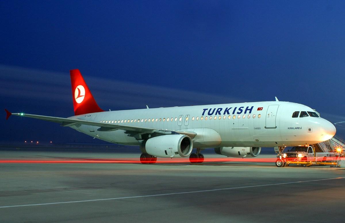 Türkiye'nin en büyük şirketleri Türk Hava Yolları A.O.