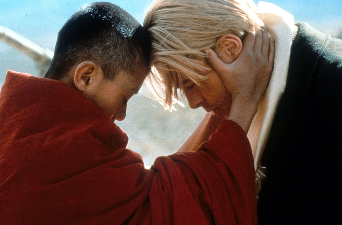 Tibet'te Yedi Yıl (1997)