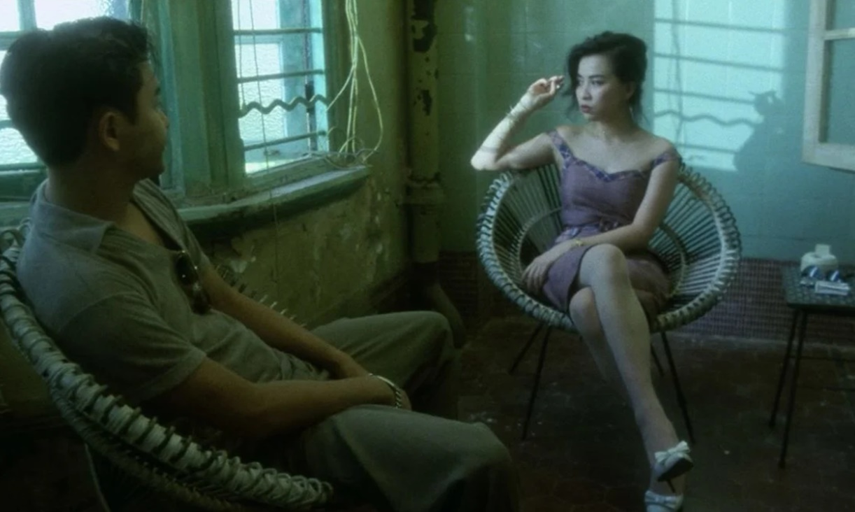 Wong kar wai filmleri Vahşi Günler (1990)