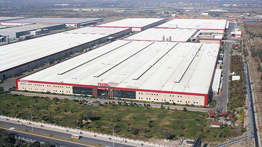 Türkiye'nin en büyük şirketleri Vestel Elektronik San. ve Tic. A.Ş.