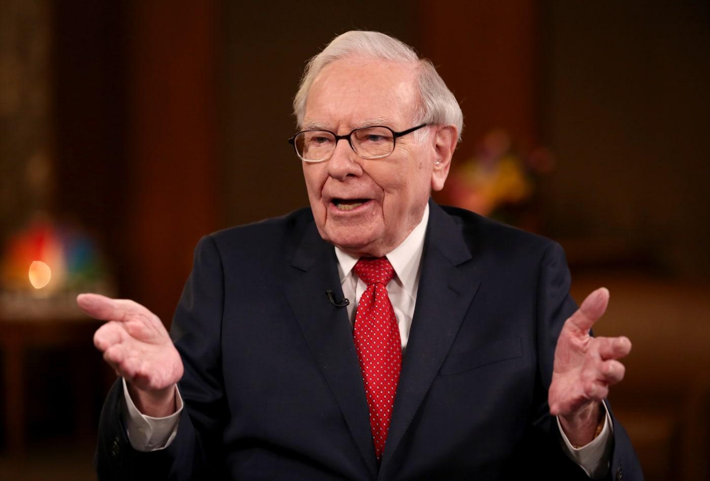 Warren Buffett hakkında bilgiler
