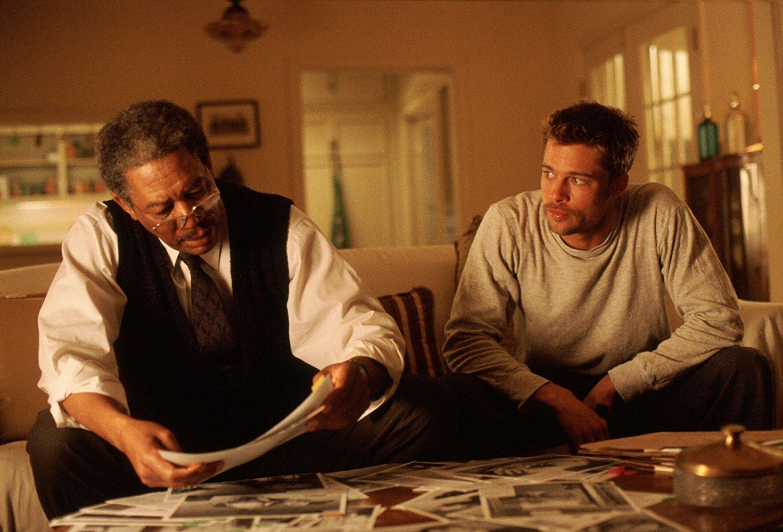 Brad Pitt filmleri Yedi (1995)