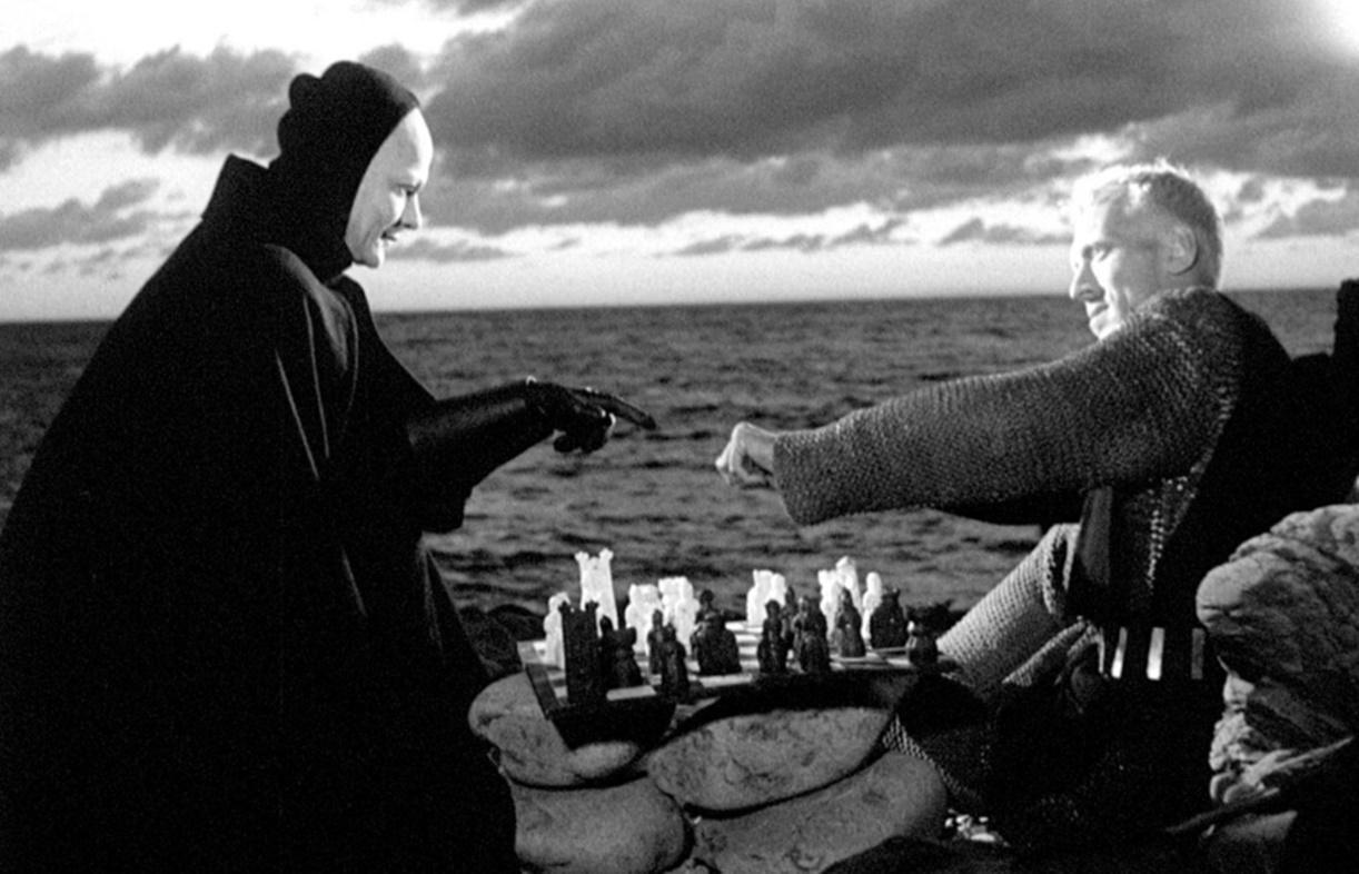 Ingmar Bergman filmleri Yedinci Mühür