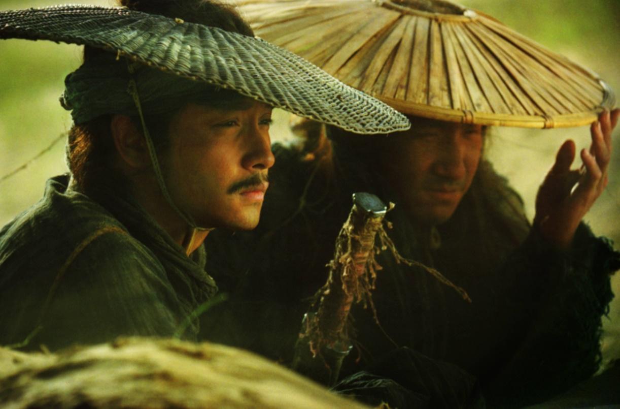 Wong kar wai filmleri Zamanın Külleri (1994)