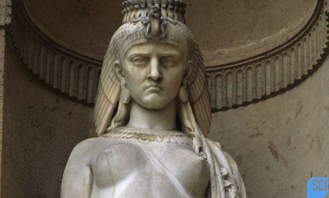 kleopatranın mezarı