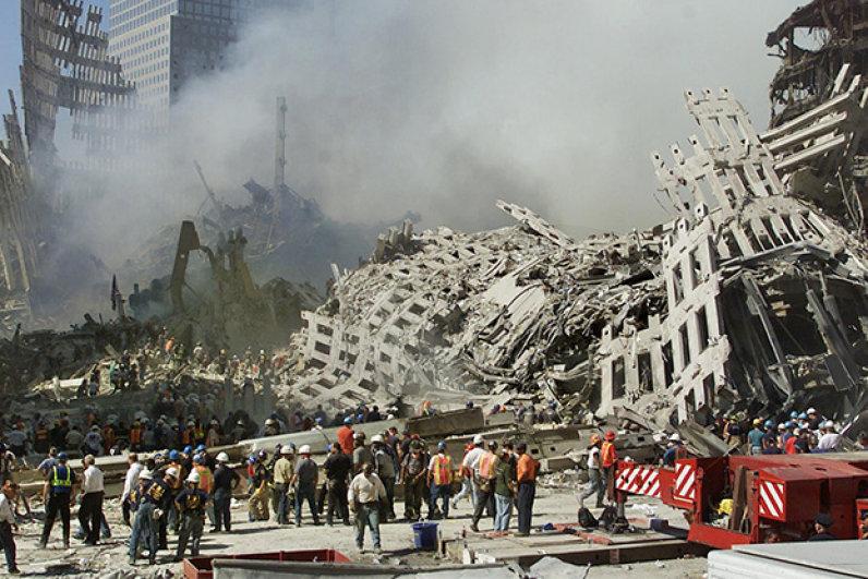 Hayatta kalan 11 Eylül enkazı