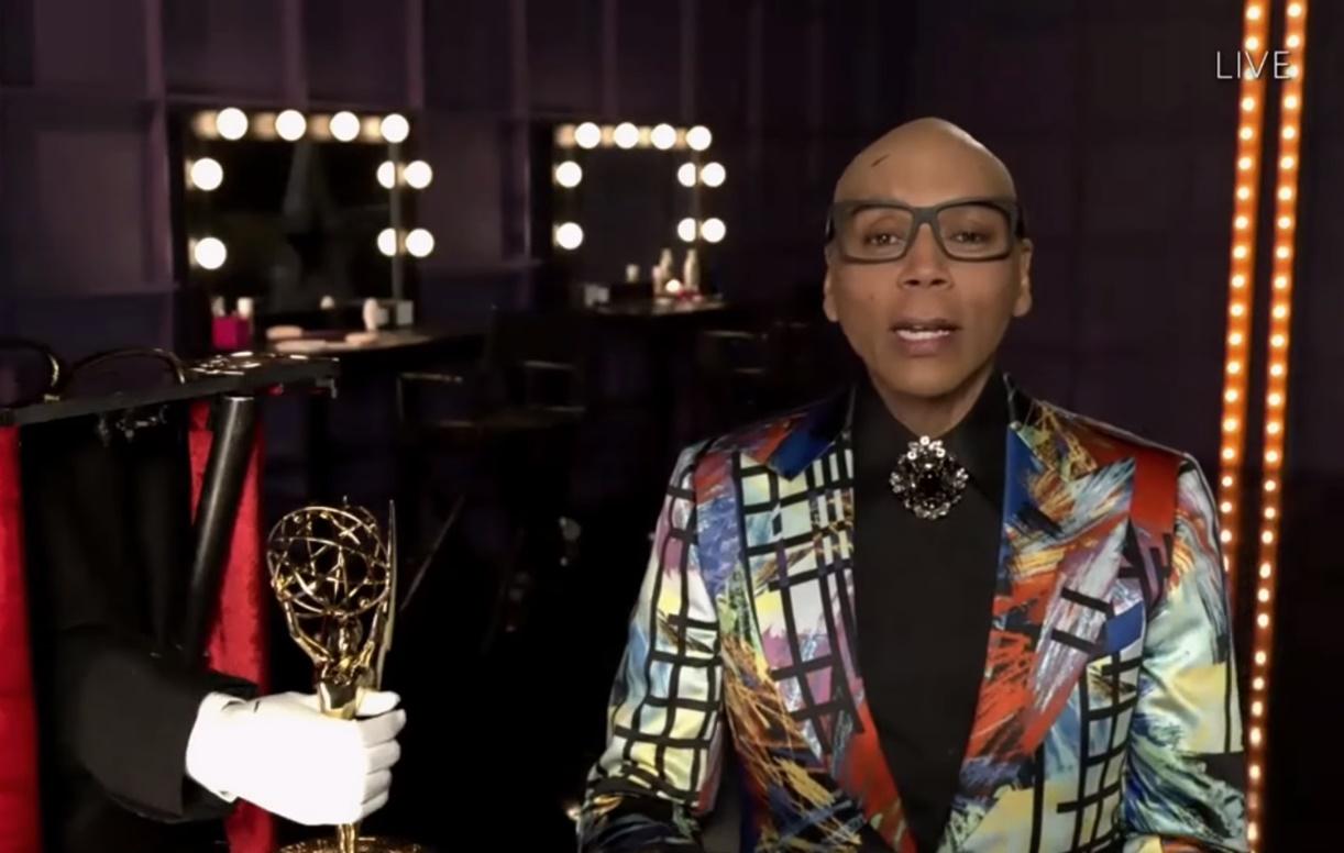 72. Emmy Ödülleri RuPaul's Drag Race