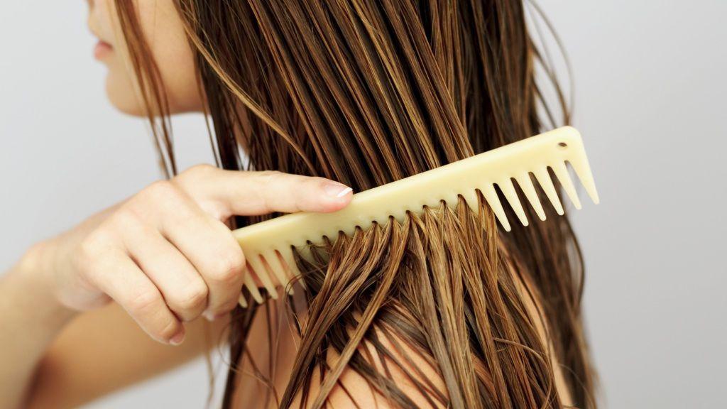 saç kremi nasıl kullanılır
