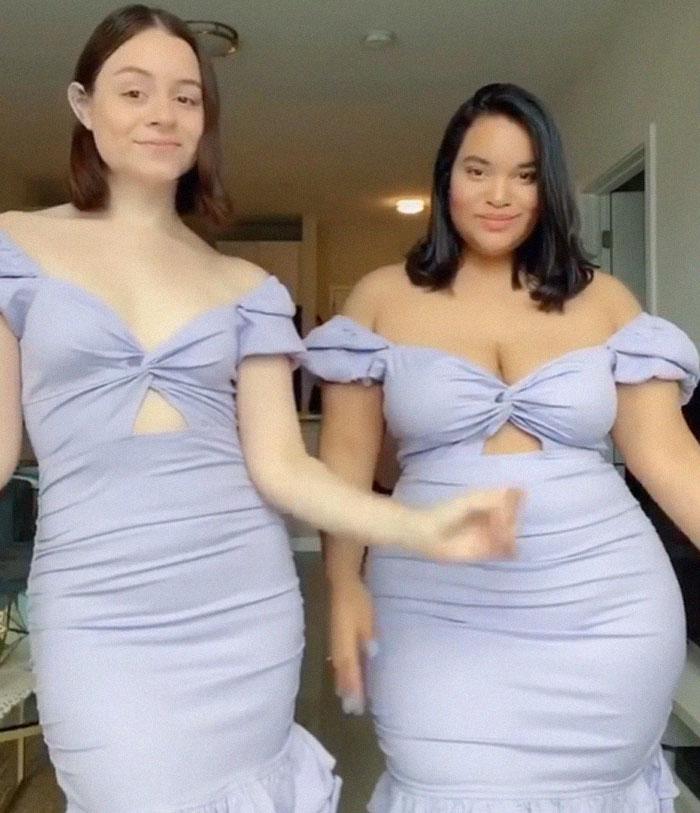 aynı kıyafetleri