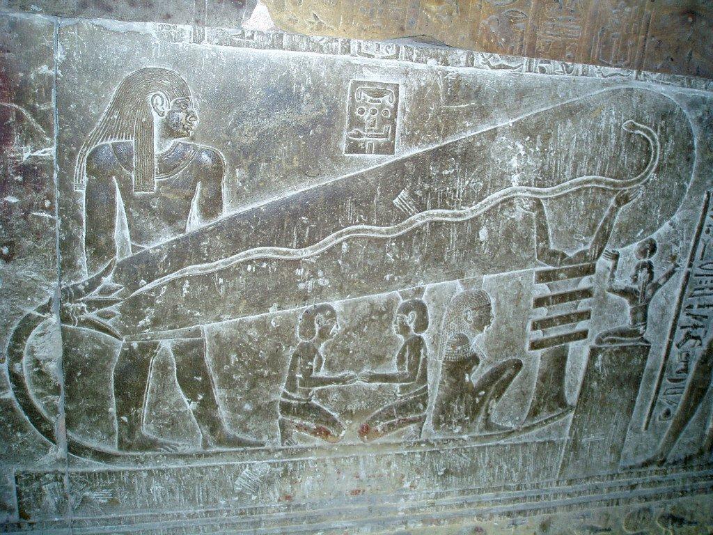 Antik Mısır'da elektrik