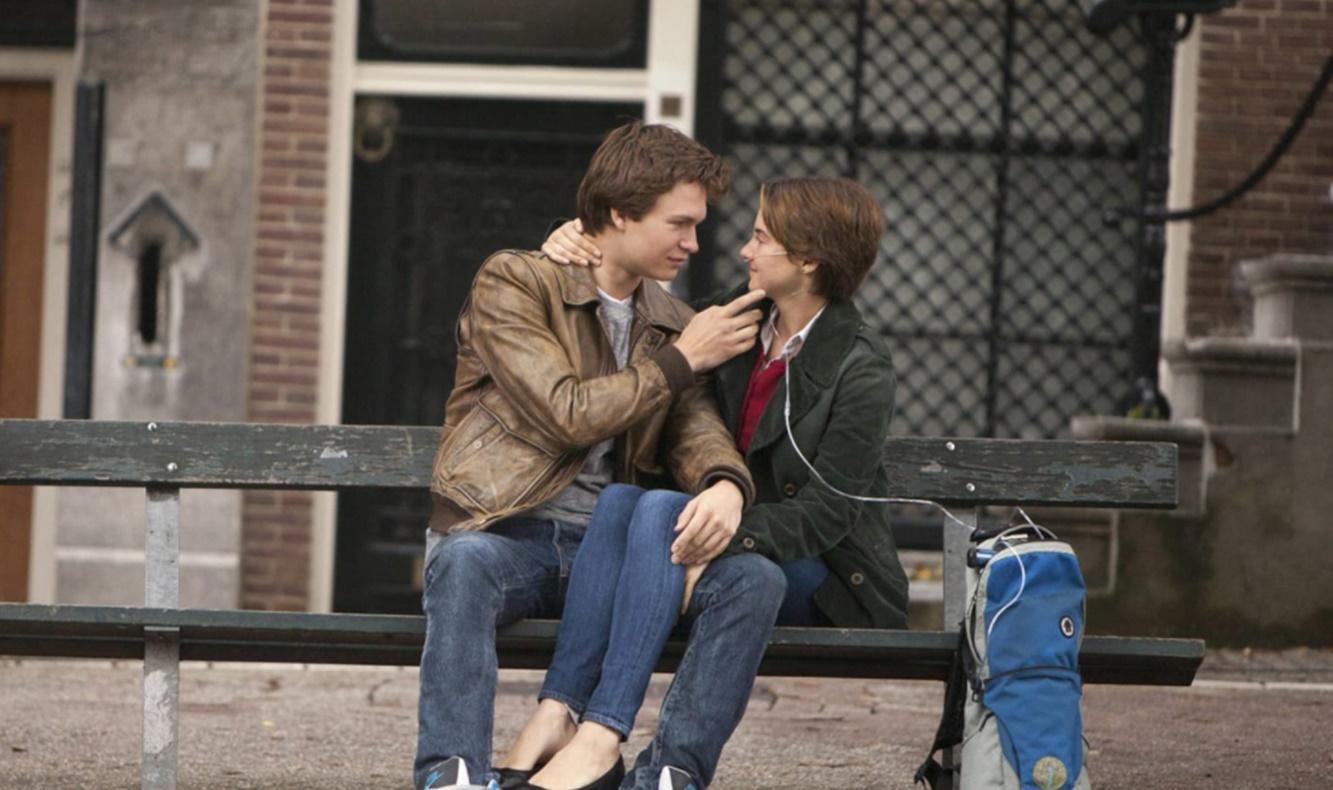 Shailene Woodley filmleri Aynı Yıldızın Altında (2014)