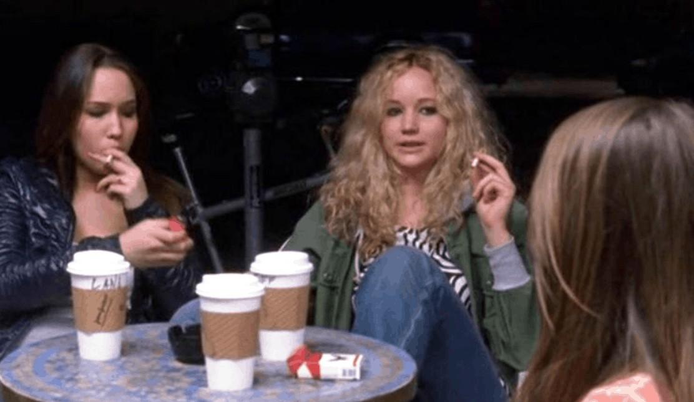 Jennifer Lawrence filmleri Bahçe Partisi (2008)