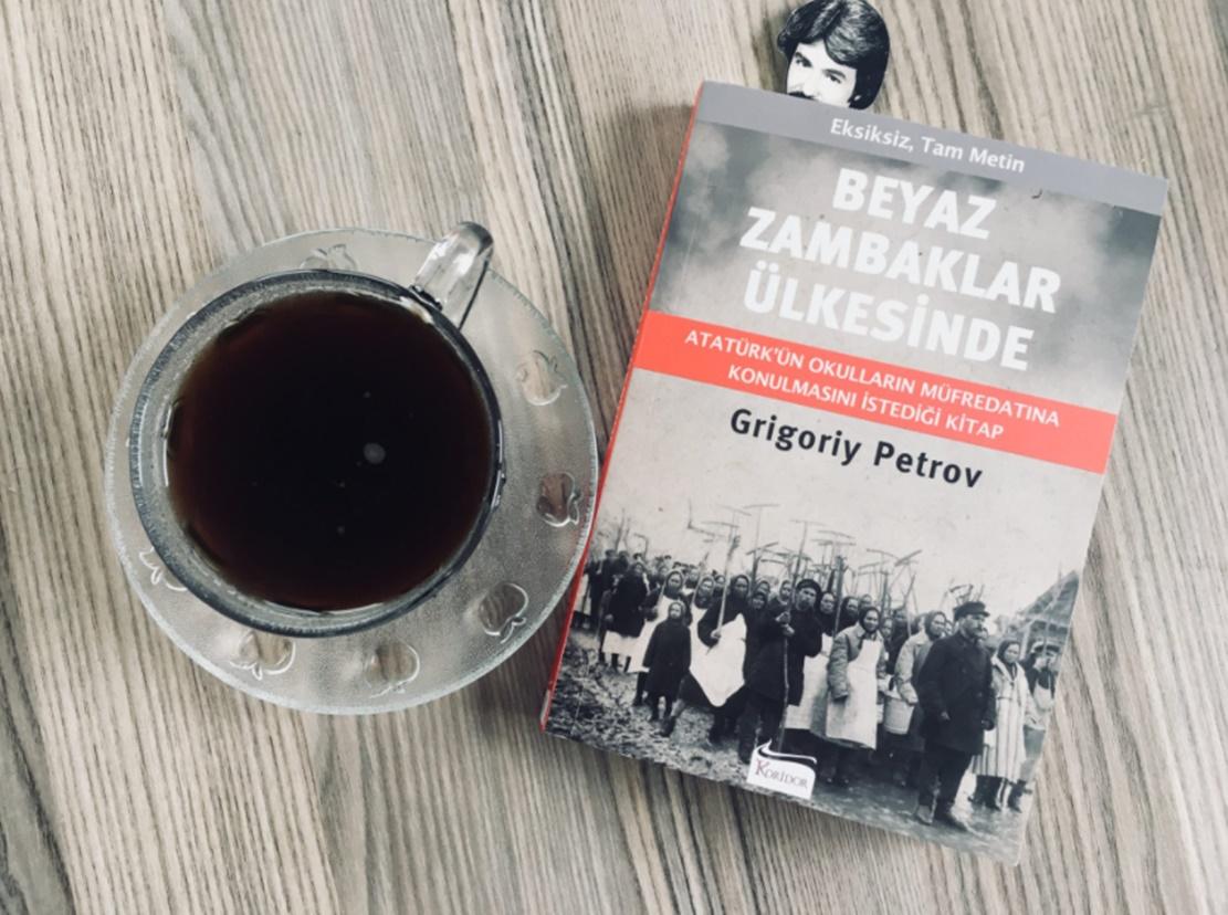 en çok okunan kitaplar Beyaz Zambaklar Ülkesinde kitap