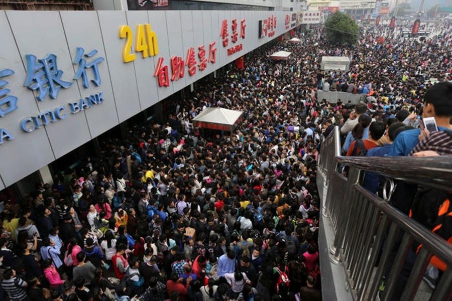 Dünyanın en kalabalık ülkesi Çin