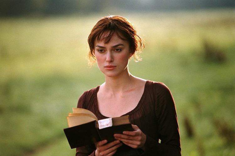 Güçlü kadın karakterler Elizabeth Bennet