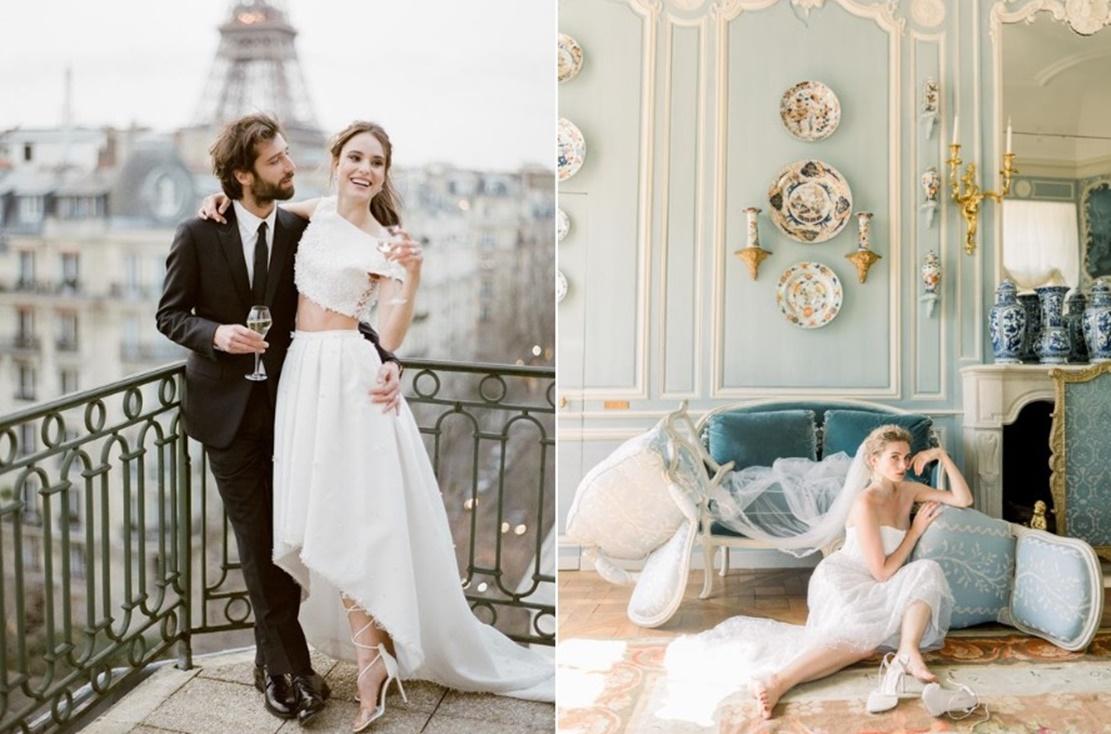 Fransız düğün ülkelerinin evlilik yaşları