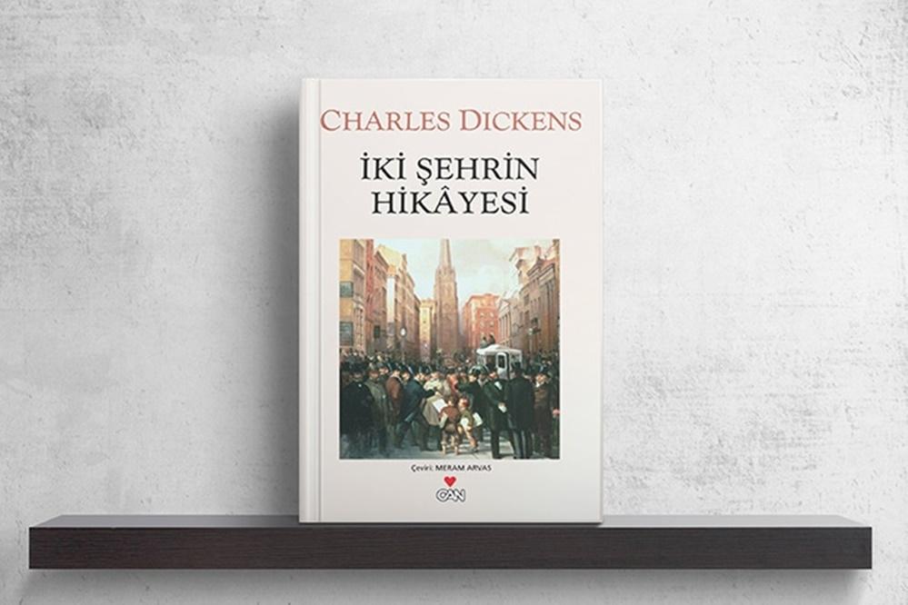 İki Şehrin Hikayesi kitap