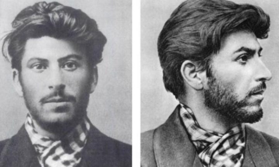 Josef Stalin'in gençliği