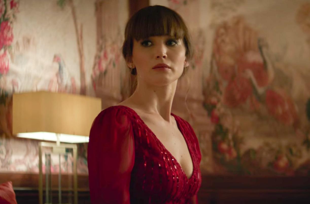 Jennifer Lawrence filmleri Kızıl Serçe (2018)