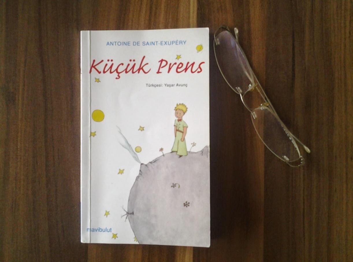 en çok okunan kitaplar Küçük Prens kitap