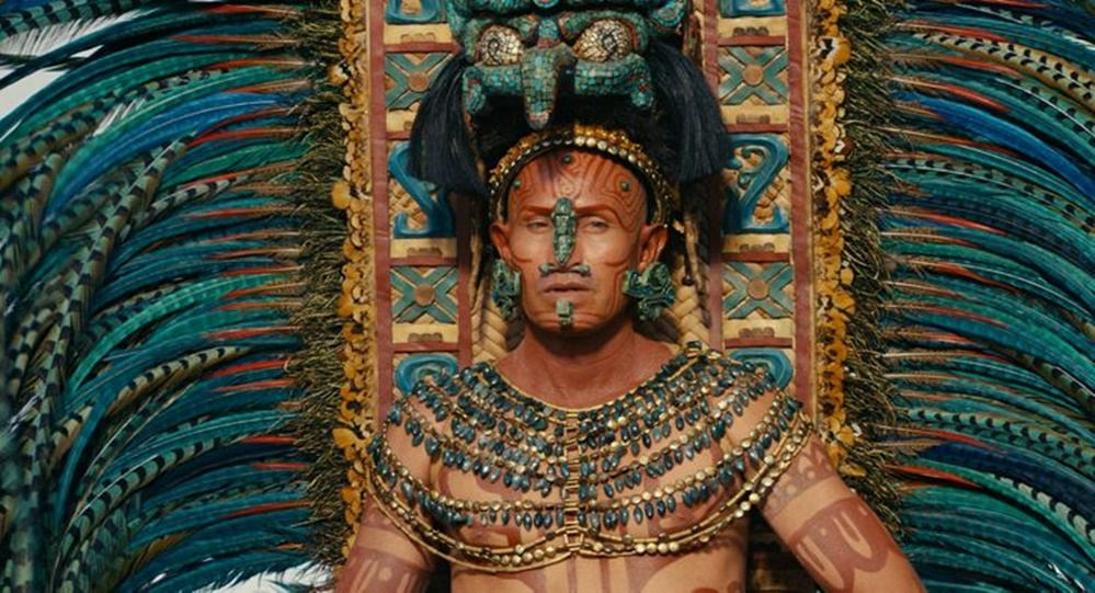 Maya uygarlığında yaşayan erkek