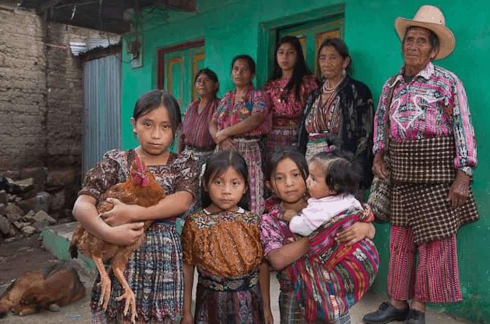 Maya soyundan gelenler