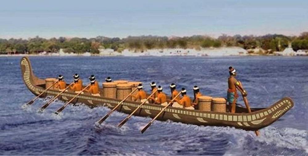 Mayalar hakkında ilginç bilgiler kanosu