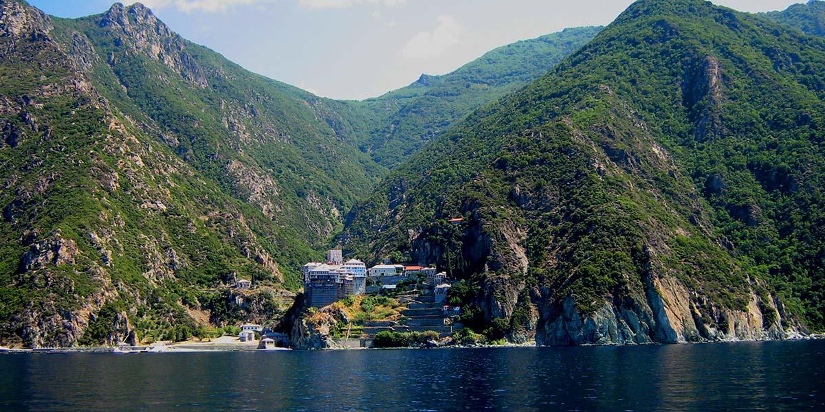 athos dağı