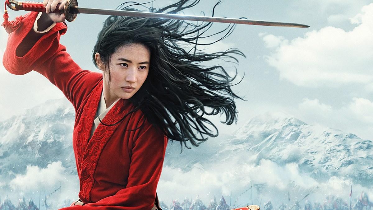 Güçlü kadın karakterler Mulan