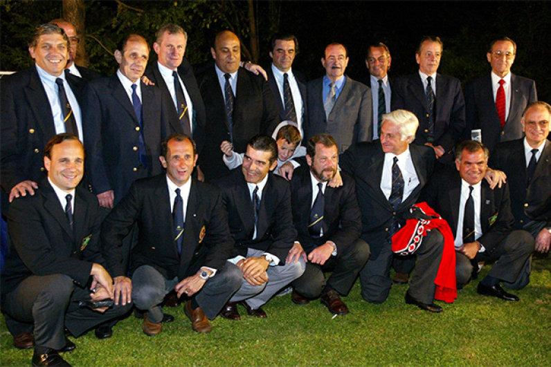Old Christians Club üyeleri