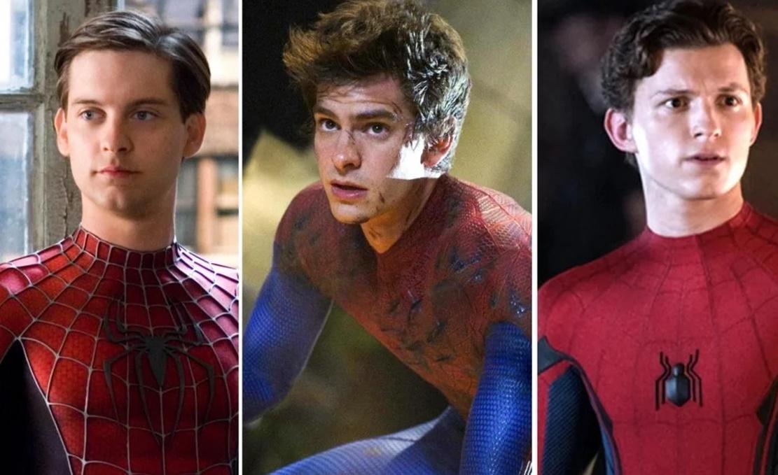 popüler karakterleri canlandıran oyuncular Örümcek Adam oyuncuları