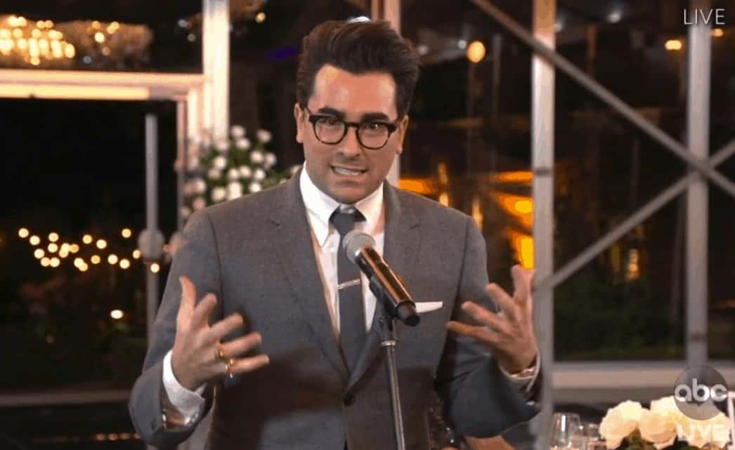 72. Emmy Ödülleri Daniel Levy
