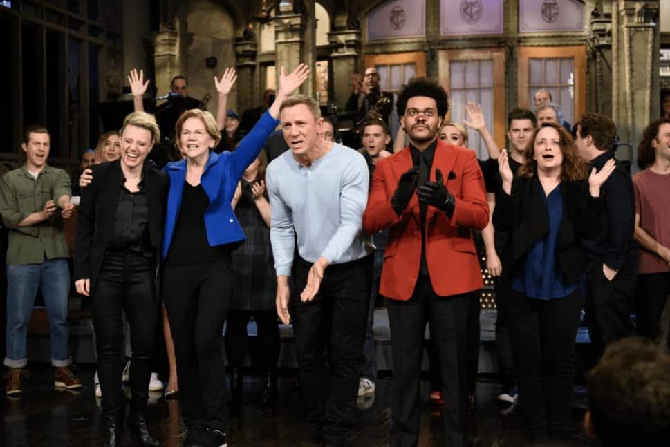 72. Emmy Ödülleri Saturday Night Live