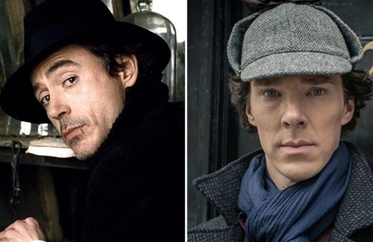 popüler karakterleri canlandıran oyuncular Sherlock Holmes oyuncuları