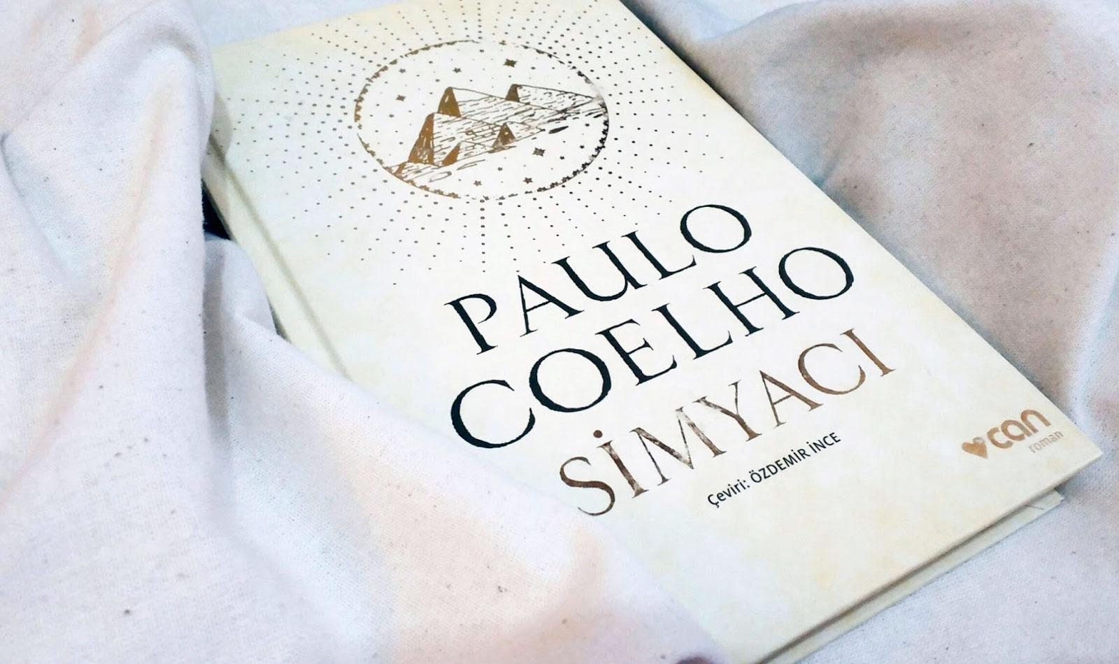 Simyacı kitap