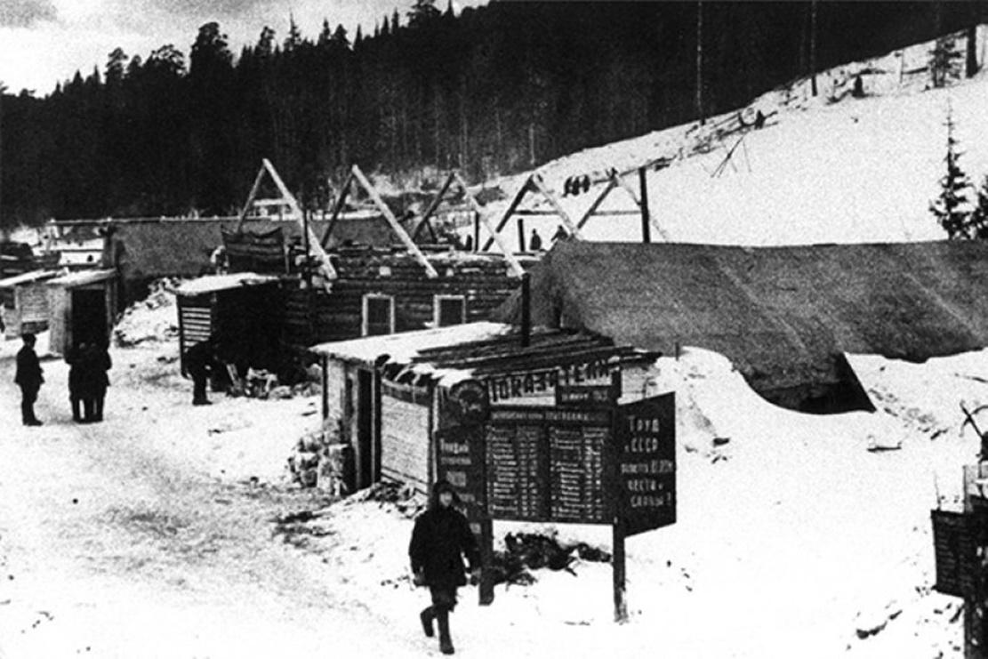 Hayatta kalan Sovyet kampından kaçanlar