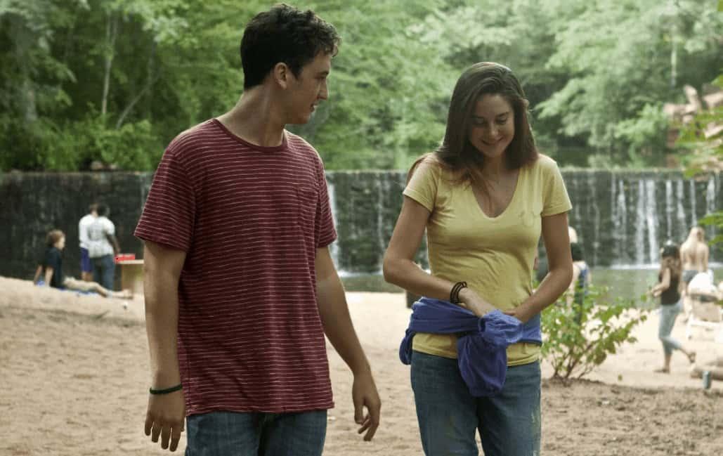 Shailene Woodley filmleri Şu An Muhteşem (2013)