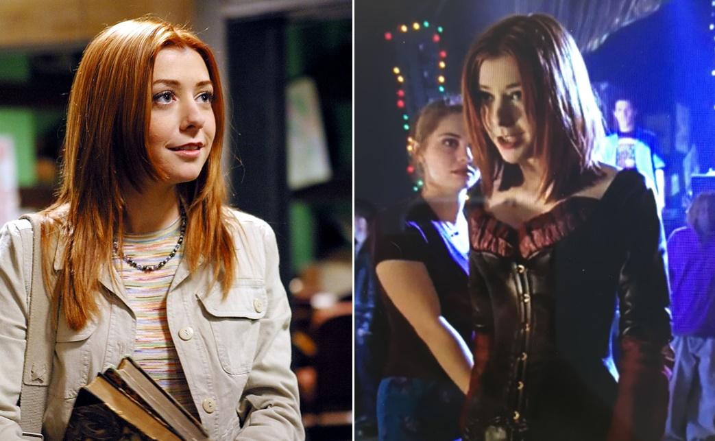 lgbt karakterleri Willow Rosenberg