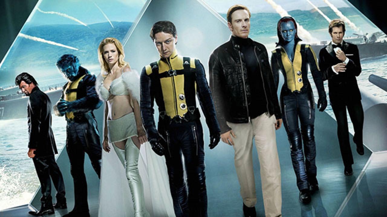 Jennifer Lawrence filmleri X-Men: Birinci Sınıf (2011)