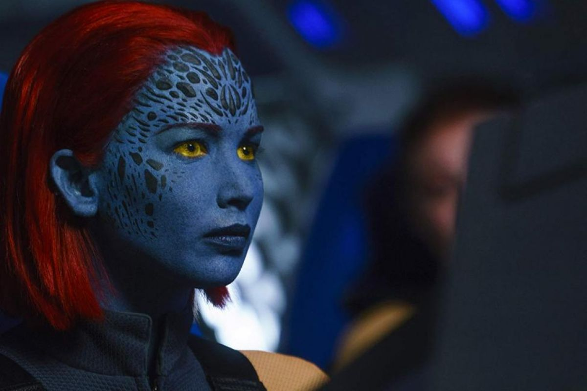 Jennifer Lawrence filmleri X-Men: Dark Phoenix (2019)