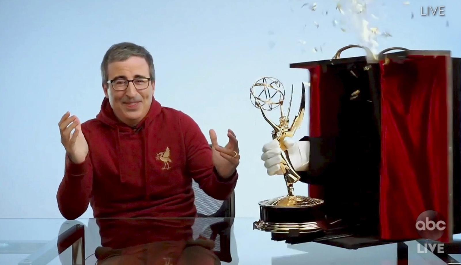 72. Emmy Ödülleri Last Week Tonight with John Oliver