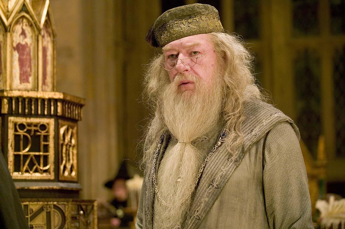 lgbt karakterleri Albus Dumbledore